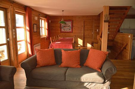 Location au ski Appartement 7 pièces 12 personnes (66) - Les Chalets Du Hameau - Flaine - Chambre