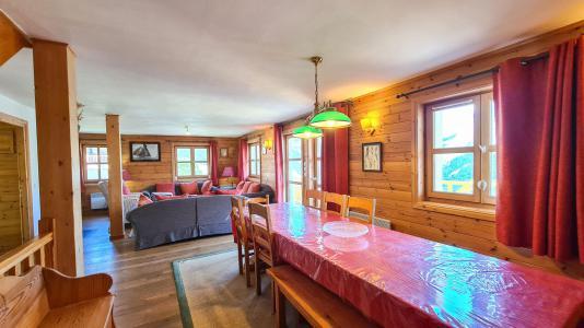 Location au ski Appartement 7 pièces 12 personnes (66) - Les Chalets Du Hameau - Flaine - Cuisine