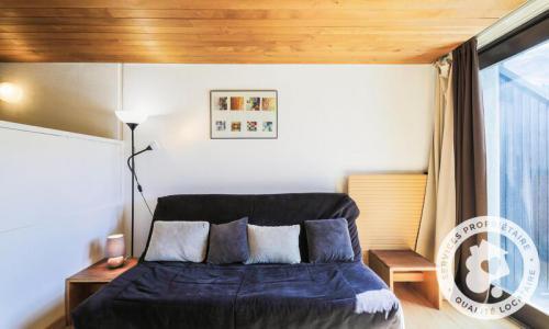 Wakacje w górach Apartament 2 pokojowy 6 osób (Confort 43m²-8) - Résidence Aldébaran - Maeva Home - Flaine - Zima na zewnątrz