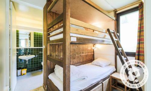 Wakacje w górach Studio 4 osoby (Confort 28m²-5) - Résidence Aldébaran - Maeva Home - Flaine - Łóżkami piętrowymi