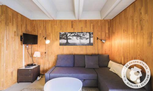 Wakacje w górach Apartament 2 pokojowy 6 osób (Confort 43m²-4) - Résidence Aldébaran - Maeva Home - Flaine - Pokój gościnny