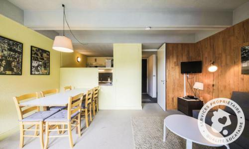 Wakacje w górach Apartament 2 pokojowy 6 osób (Confort 43m²-4) - Résidence Aldébaran - Maeva Home - Flaine - Stołem