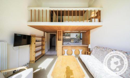 Wakacje w górach Apartament 2 pokojowy 8 osób (Budget 32m²-1) - Résidence Aldébaran - Maeva Home - Flaine - Pokój gościnny