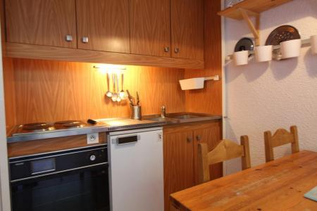 Location au ski Studio coin montagne 4 personnes (109) - Residence Andromede - Flaine - Kitchenette