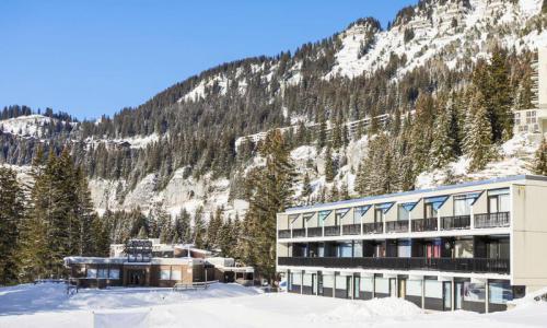 Wakacje w górach Résidence Antarès - Maeva Particuliers - Flaine - Zima na zewnątrz