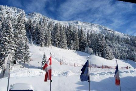 Location au ski Appartement 2 pièces 4 personnes (61) - Residence Arche - Flaine