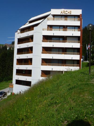 Location au ski Residence Arche - Flaine