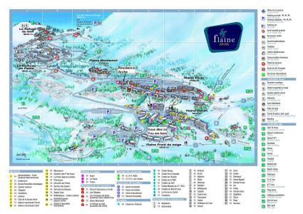 Location au ski Résidence Arche - Flaine