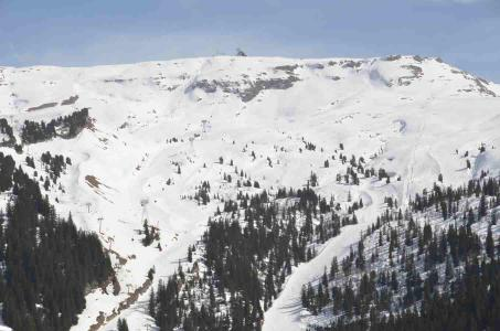 Location au ski Studio cabine 4 personnes (54) - Résidence Arche - Flaine