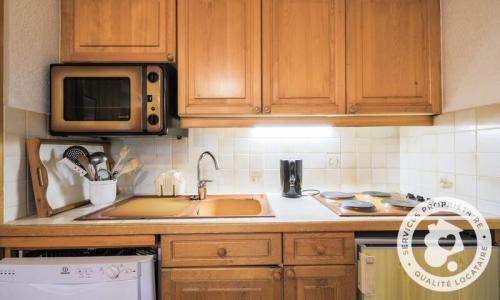 Wakacje w górach Apartament 2 pokojowy 6 osób (Confort 42m²-2) - Résidence Arche - Maeva Home - Flaine - Aneks kuchenny