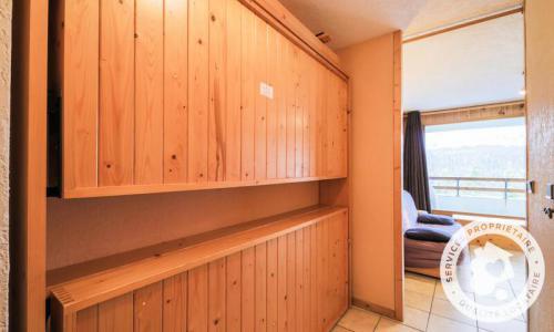 Wakacje w górach Studio 4 osoby (Confort 30m²-3) - Résidence Arche - Maeva Home - Flaine - Łóżkami piętrowymi