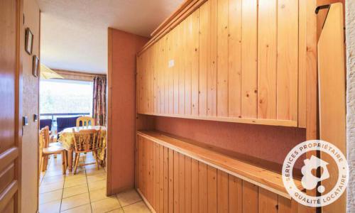 Wakacje w górach Studio 4 osoby (Confort 30m²-4) - Résidence Arche - Maeva Home - Flaine - Łóżkami piętrowymi