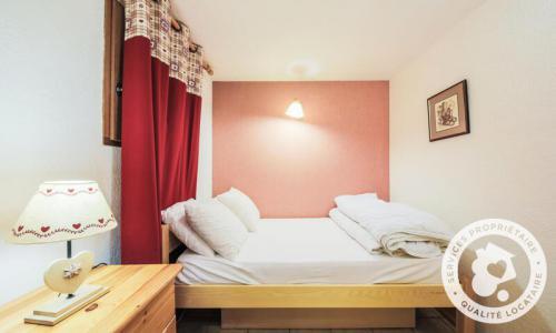 Wakacje w górach Studio 4 osoby (Confort 30m²-4) - Résidence Arche - Maeva Home - Flaine - Zima na zewnątrz