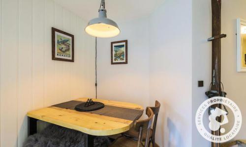 Wakacje w górach Apartament 2 pokojowy 4 osób (Sélection 33m²-2) - Résidence Arche - Maeva Home - Flaine - Zima na zewnątrz