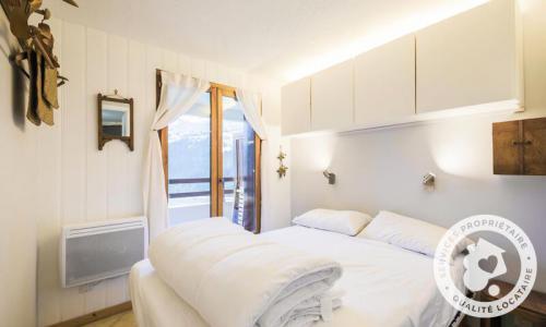 Wakacje w górach Apartament 2 pokojowy 4 osób (Sélection 33m²-2) - Résidence Arche - Maeva Home - Flaine - Łóżkem małżeńskim