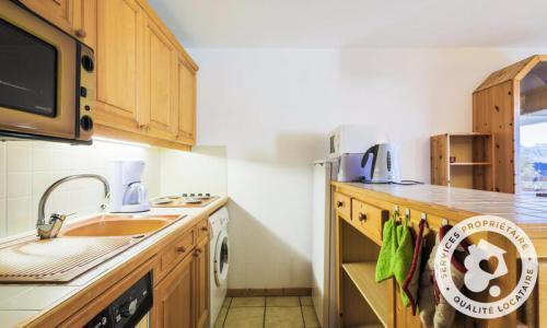 Wakacje w górach Apartament 2 pokojowy 6 osób (Confort 42m²-4) - Résidence Arche - Maeva Home - Flaine - Zima na zewnątrz