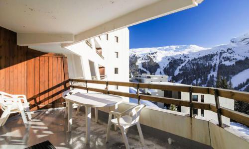 Wakacje w górach Apartament 3 pokojowy 8 osób (Confort 58m²-2) - Résidence Arche - Maeva Home - Flaine - Zima na zewnątrz