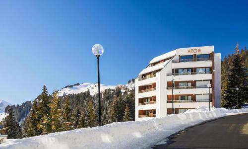 Wakacje w górach Résidence Arche - Maeva Home - Flaine - Zima na zewnątrz