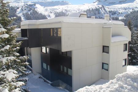 Location Flaine : Résidence Balance hiver