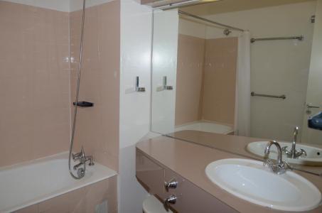 Location au ski Appartement 2 pièces 6 personnes (A2) - Residence Balance - Flaine - Salle de bains