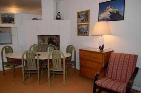 Location au ski Appartement 2 pièces 6 personnes (A2) - Residence Balance - Flaine - Séjour