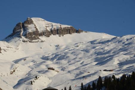 Location au ski Appartement 2 pièces 6 personnes (A2) - Residence Balance - Flaine - Extérieur hiver