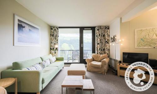 Wakacje w górach Apartament 3 pokojowy 8 osób (Sélection 72m²-2) - Résidence Bélier - Maeva Home - Flaine - Zima na zewnątrz