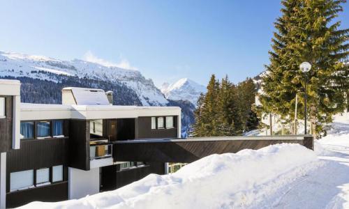Wakacje w górach Résidence Bélier - Maeva Home - Flaine - Zima na zewnątrz