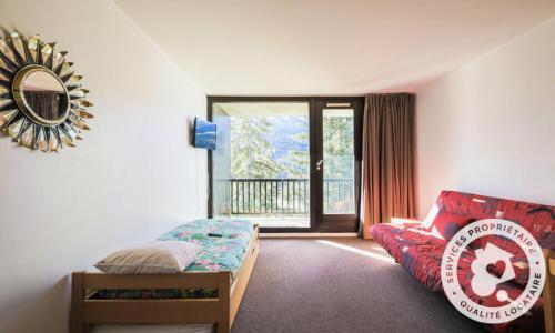 Wakacje w górach Studio 4 osoby (Budget 30m²-1) - Résidence Capricorne - Maeva Home - Flaine - Zima na zewnątrz