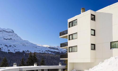 Wakacje w górach Résidence Capricorne - Maeva Home - Flaine - Zima na zewnątrz