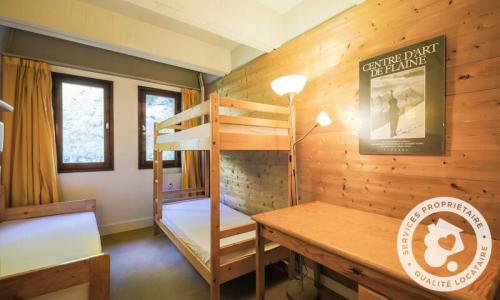 Wakacje w górach Apartament 3 pokojowy 8 osób (Confort 60m²-2) - Résidence Cassiopée - Maeva Home - Flaine - Zima na zewnątrz