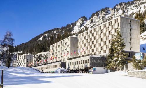 Wakacje w górach Résidence Cassiopée - Maeva Home - Flaine - Zima na zewnątrz