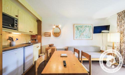 Wakacje w górach Studio 4 osoby (Confort 25m²) - Résidence Castor - Maeva Home - Flaine - Zima na zewnątrz
