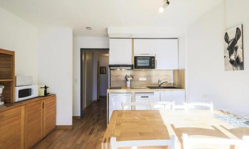 Wakacje w górach Apartament 2 pokojowy 6 osób (Confort 36m²-1) - Résidence Castor - Maeva Home - Flaine - Zima na zewnątrz