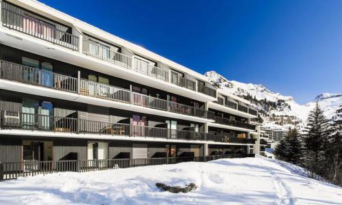 Wakacje w górach Résidence Castor - Maeva Home - Flaine - Zima na zewnątrz