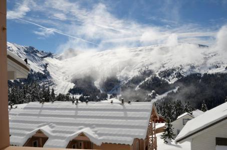 Location au ski Studio 4 personnes (C3) - Residence Chateaux De Crans - Flaine