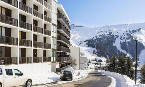 Wakacje w górach Résidence Doris - Maeva Home - Flaine - Zima na zewnątrz