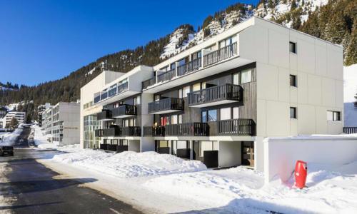 Wakacje w górach Résidence Gémeaux - Maeva Home - Flaine - Zima na zewnątrz