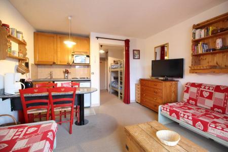 Location au ski Studio coin montagne 4 personnes (814) - Residence Grand Massif - Flaine - Extérieur hiver