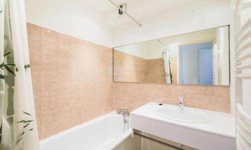 Wakacje w górach Apartament 3 pokojowy 8 osób (Confort 60m²-2) - Résidence Grand Massif - Maeva Home - Flaine - Wanną