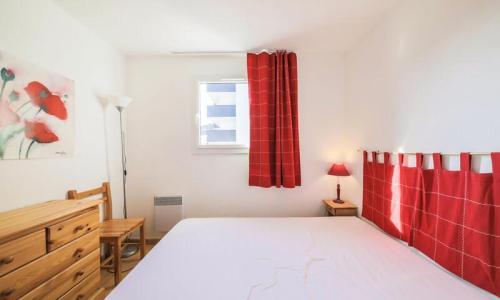 Wakacje w górach Apartament 3 pokojowy 8 osób (Sélection 60m²-4) - Résidence Grand Massif - Maeva Home - Flaine - Łóżkem małżeńskim