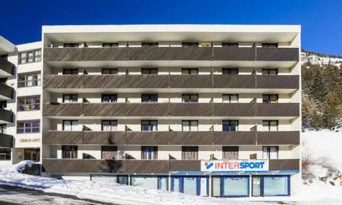 Wakacje w górach Résidence Grand Massif - Maeva Home - Flaine - Zima na zewnątrz