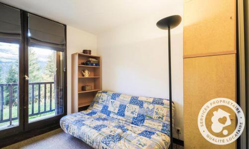 Wakacje w górach Studio 4 osoby (Budget 25m²) - Résidence Iris - Maeva Home - Flaine - Pokój gościnny