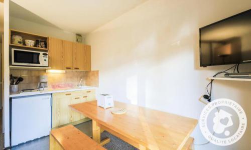 Wakacje w górach Studio 4 osoby (Budget 25m²) - Résidence Iris - Maeva Home - Flaine - Aneks kuchenny