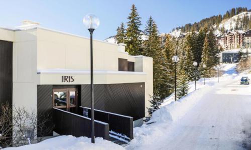 Wakacje w górach Résidence Iris - Maeva Home - Flaine - Zima na zewnątrz