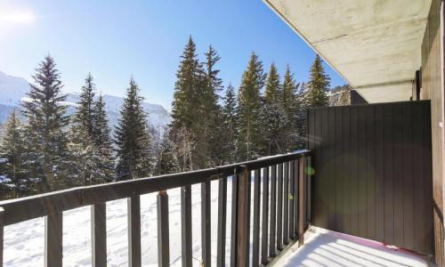 Wakacje w górach Studio 4 osoby (Budget 25m²) - Résidence Iris - Maeva Home - Flaine - Zima na zewnątrz