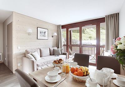 Location au ski Residence Le Panoramic - Flaine