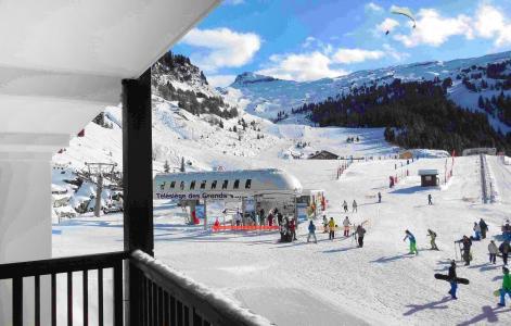 Soggiorno sugli sci Résidence le Panoramic - Flaine - Esteriore inverno