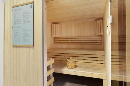 Soggiorno sugli sci Résidence le Panoramic - Flaine - Sauna