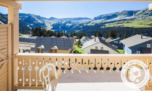 Location Flaine : Résidence Les Châteaux de Crans - Maeva Home hiver